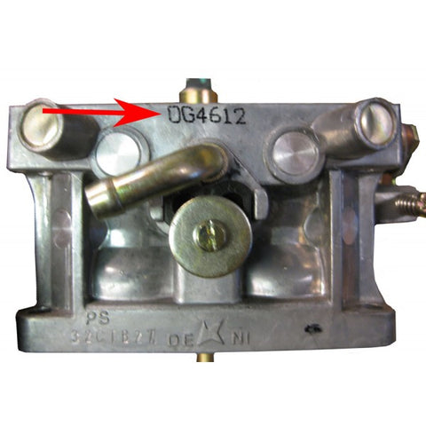Carburetor Large Vanguard Stock OG4612