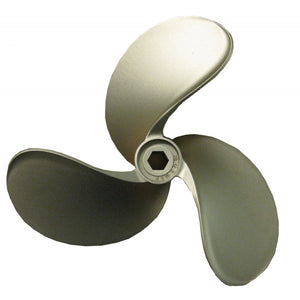 "Propeller Three Blade 12 X 10 with 3/4"" Hex"