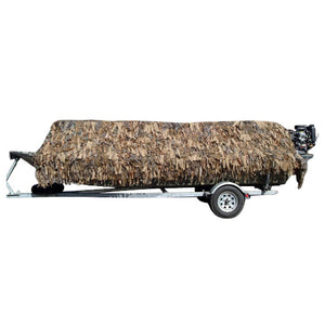 Shaggy Boat Blind