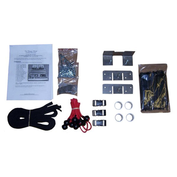 Fastgrass Blind Replacement Parts Kit Backwater Performance