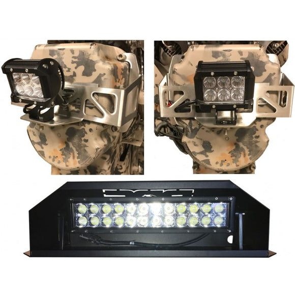 Bulletproof Lightbar and Reverse Light BPS Combo Kit
