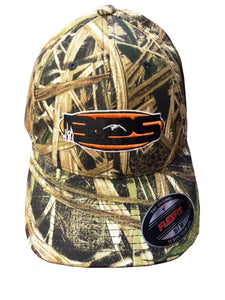 Hat BPS Shadow Grass Flexfit