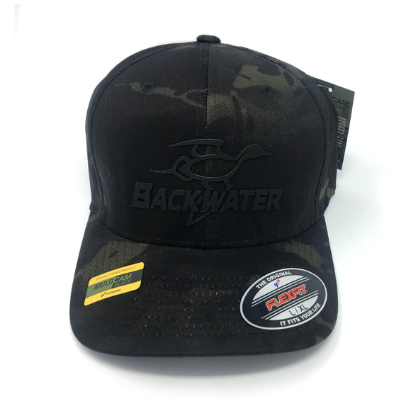 Hat Backwater Multicam Black Flexfit