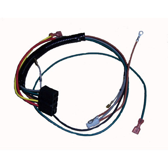 coil wire harness large vanguard backwater performance rh backwaterperformance com Ford Wiring Harness Kits Automotive Wiring Harness