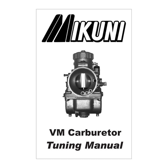 Mikuni VM Carburetor Tuning Manual