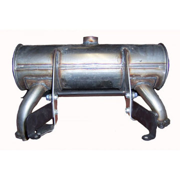 Stock Muffler Large Vanguard