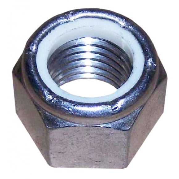 Nut 7/8-9 Nylock Stainless Steel (Prop, Hyperdrive)