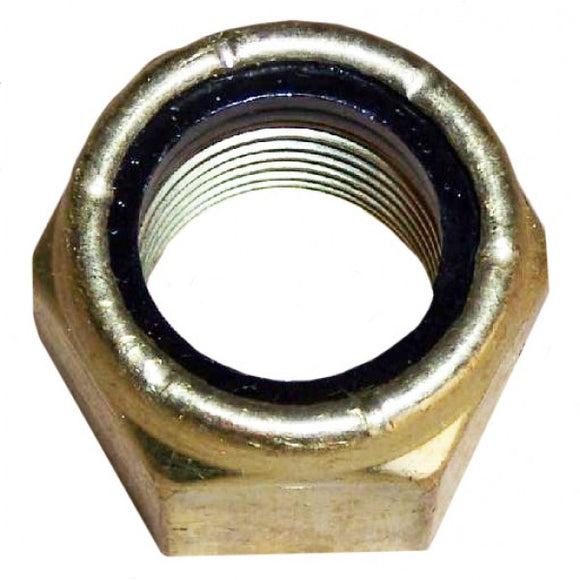 Nut 3/4-16 Nylock Brass (Prop, Sport)