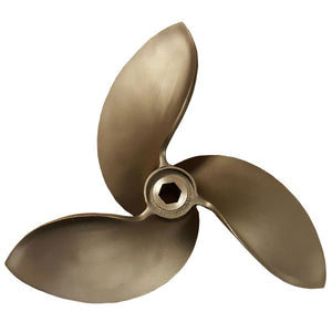 Propeller Raptor Three Blade 12 X 11 with 3/4