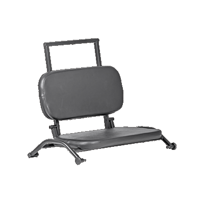 Seat with Cushion Steel Reinforced