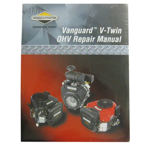Vanguard OHV V-Twin Repair Manual