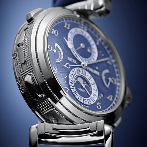 Pate Philippe 6300G Grande Complications