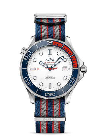 Omega Seamster Commander's Watch