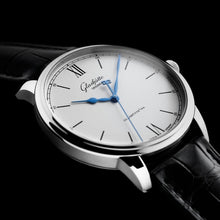 Glashütte Original Herrenuhr 40 mm