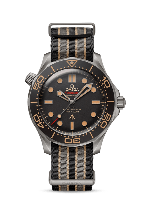 Omega Seamaster James Bond Edition