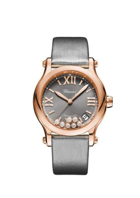 Chopard Happy Sport 36mm Gold
