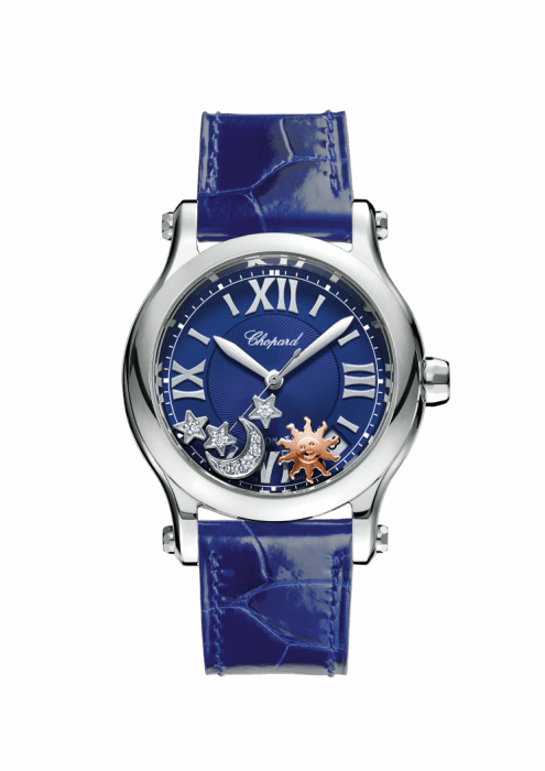Chopard Happy Sport Sun Moon & Stars Uhr