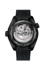 Omega - Seamaster Planet Ocean Deep Black Blue