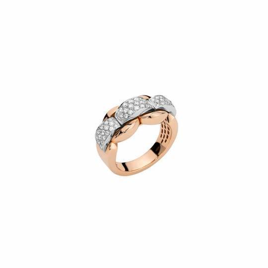 Fope Schmuck Gold ring Diamanten