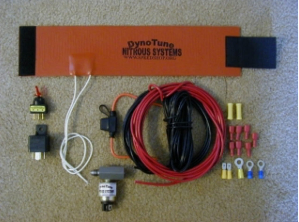 2-2.5lb Motorcycle Bottle Heater Kit