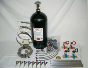 8cyl Direct Port Nitrous Kit