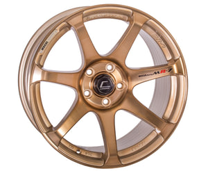 Cosmis Racing MR7 HyperBronze 18x9 +25mm 5x114.3