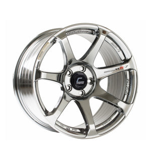 Cosmis Racing MR7 Black Chrome 18x10 +25mm 5x114.3