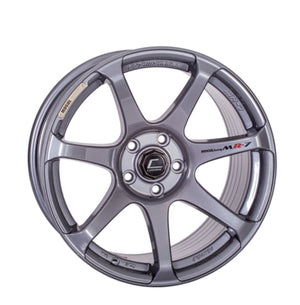 Cosmis Racing MR7 Gunmetal 18x9 +25mm 5x114.3