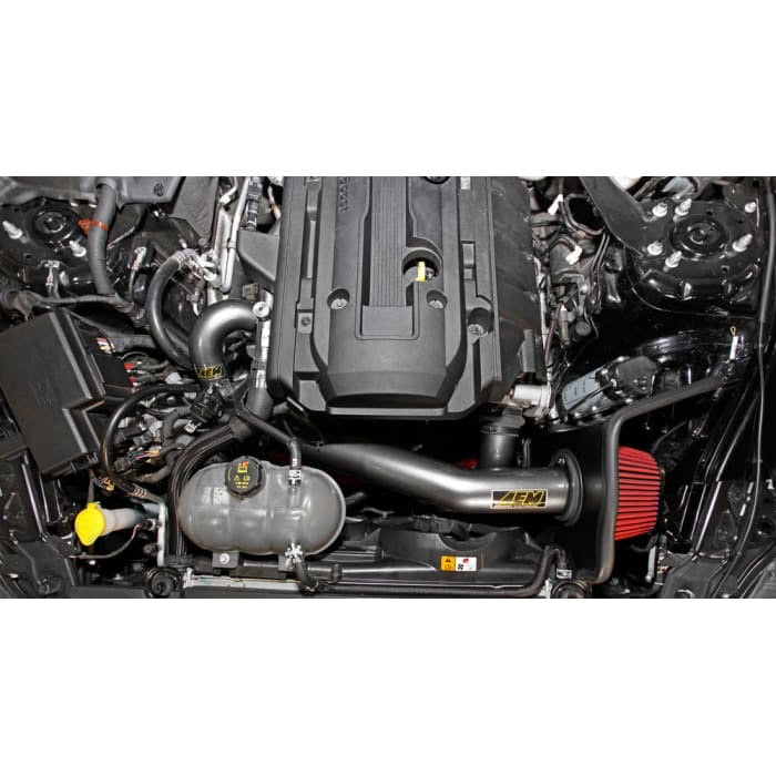 AEM CHARGE PIPE KIT 15-17 EcoBoost Mustang