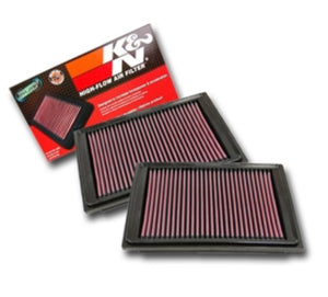 05-07 Corvette K&N Replacement Air Filter