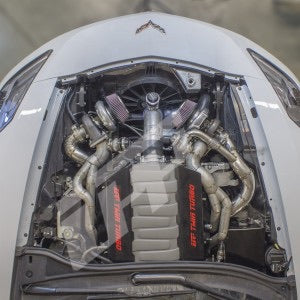 UPP C7 TWIN TURBO KIT