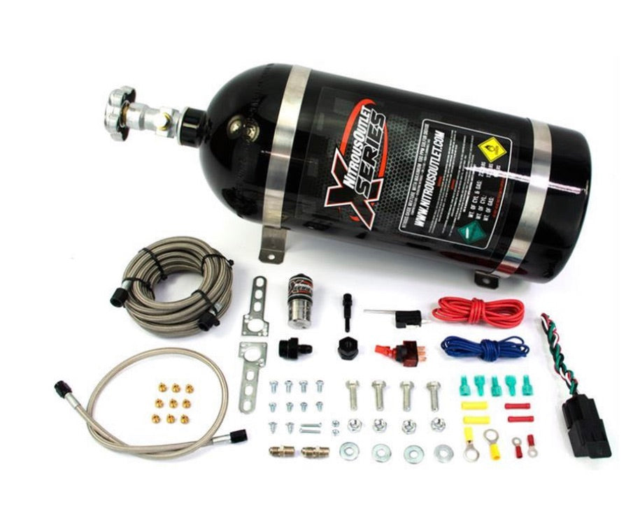 NITROUS OUTLET X-SERIES DRY KIT