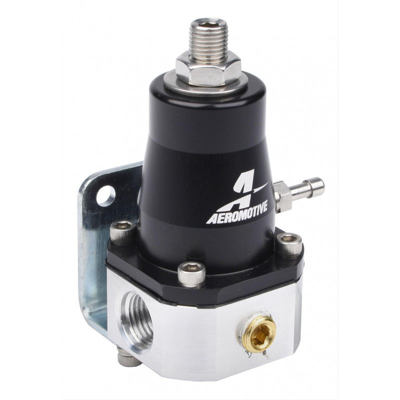 AEROMOTIVE EFI FUEL PRESSURE REGULATOR - 30-70psi - 13129