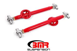 BMR Lower Control Arms, Chrome Moly, Double Adjustable, Rod Ends, W/ Spring Bracket 1979 - 2004 Mustang