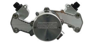 Moroso Billet Electric Water Pump Chevy LS Engines