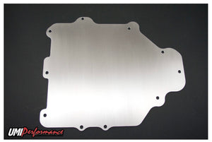 UMI Performance 93-02 F body HVAC Delete Panel Aluminum