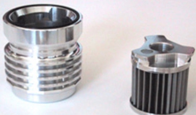 DME Racing Billet Oil Filter