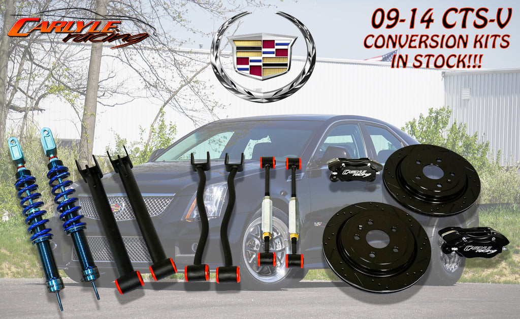 Carlyle Racing V2 15″ Kit
