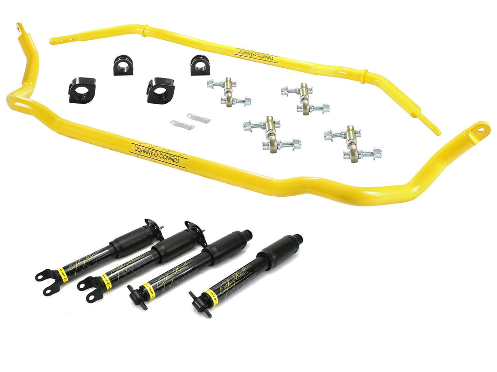 aFe Control Johnny O'Connell Stage 1 Suspension Performance Package Chevrolet Corvette (C5/C6) 97-13