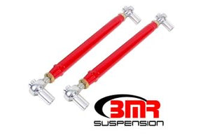 BMR Lower Control Arms, Chrome-moly, Double-adjustable, Rod/rod, Offset 1999 - 2004 Mustang