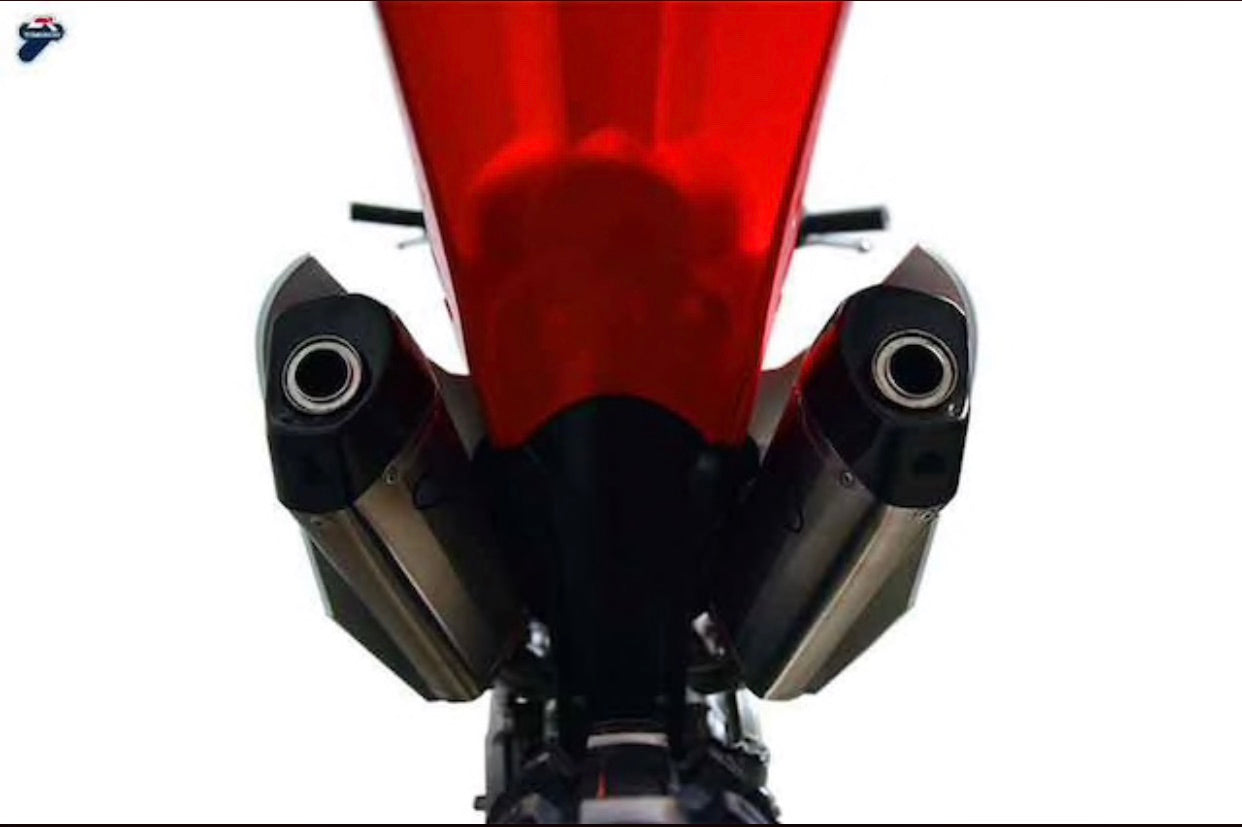 Termignoni Relevance Stainless Exhaust System CRF450R