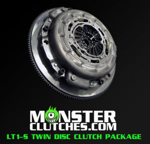 Monster LT1-S Twin Disc Package (Rated at 700 RWHP/RWTQ
