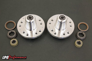 UMI Performance 1978-1988 GM G-Body C5/C6 Front Brake Conversion Hubs & Bearings
