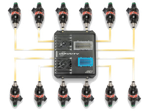 AEM Infinity 712 Stand-Alone Programmable Engine Management System P.N 30-7111
