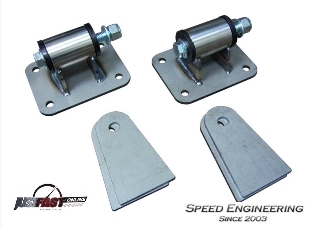 Speed Engineeing LS Engine Motor Mounts (LS Conversion Swaps) Universal