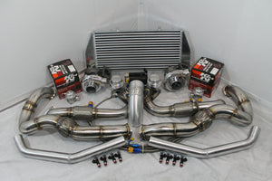 UPP C5 Corvette Twin Turbo Kit
