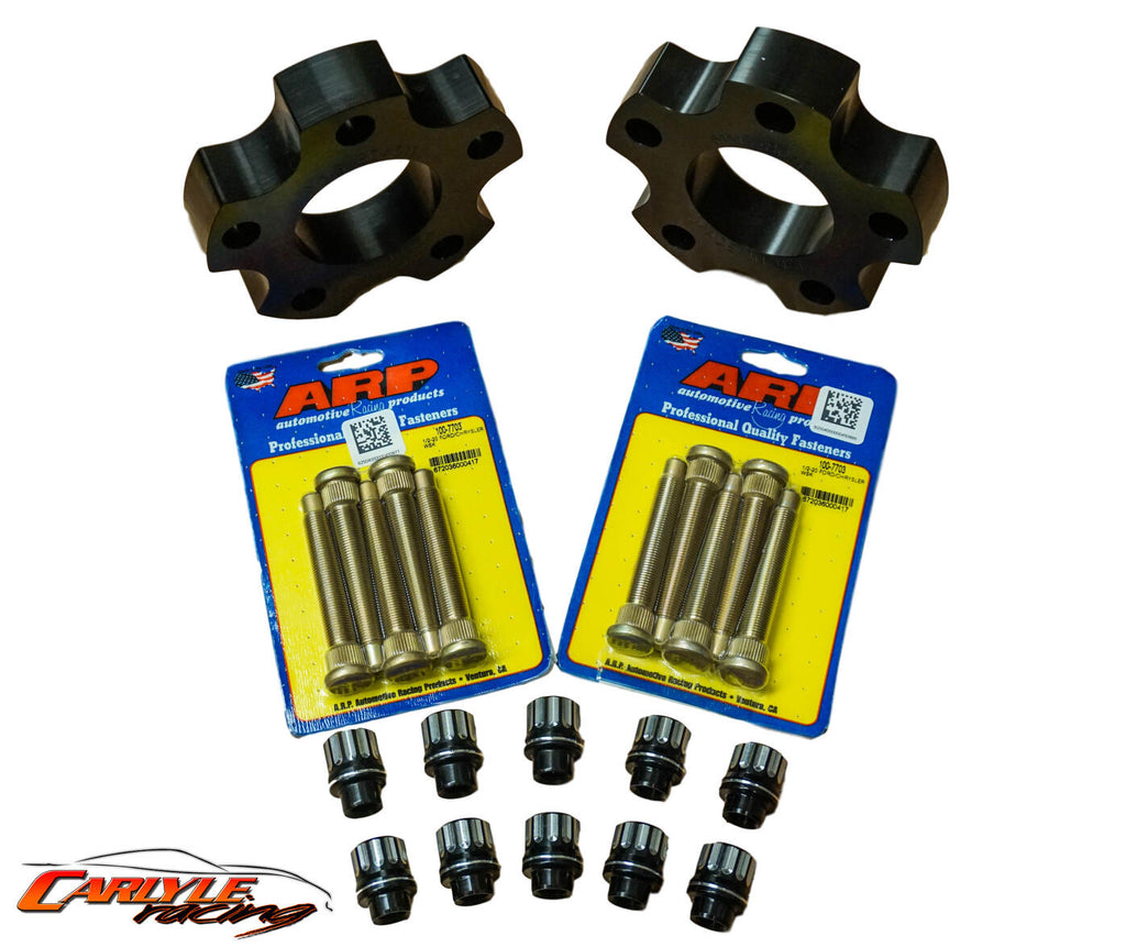 17″ Drag Runner Spacer Kit
