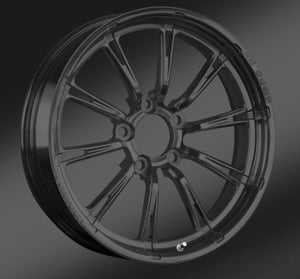 RC Comp Hammer Drag Race Front Wheel