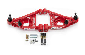 UMI Performance Tubular Front Lower A-Arms, Polyurethane Bushings