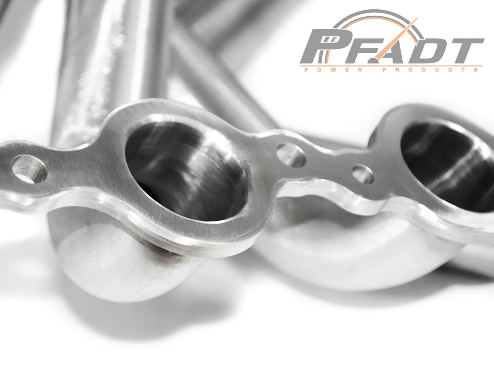 PFADT Series Tri-Y Long Tube Header & X-Pipe; Street Series Chevrolet Corvette Z06/ZR1 (C6) 06-13 V8-6.2L/7.0L (LS9/LS7)